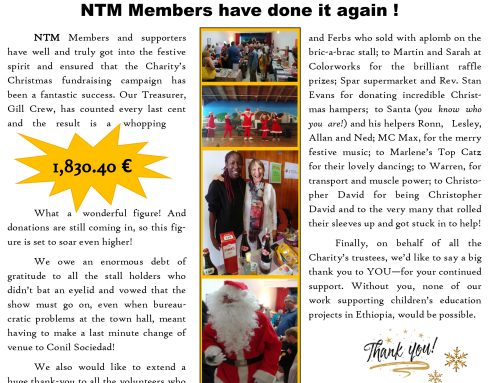 NTM members have done it again!